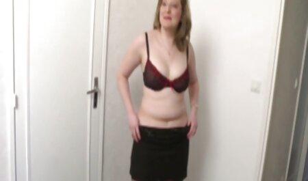 Chloe Lynn stroking stockings, big tits and indian aunty xxx masturbation on a chair