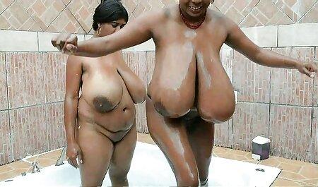 Asian rub L. after bath indian gf sex