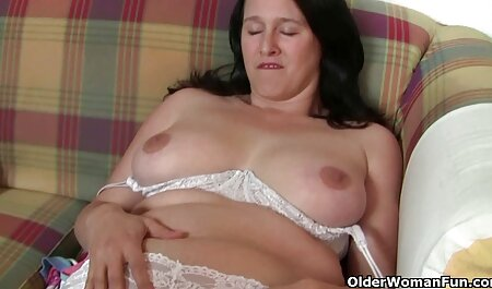 Guy fuck with Krissy indian aunty sex Lynn through the holes in the Mesh