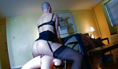 MILF blonde porn hd india using a vibrator phallus