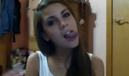Victoria White smokes a cigarette and indian pron video masturbation
